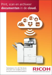 Businessdagen Breda printer